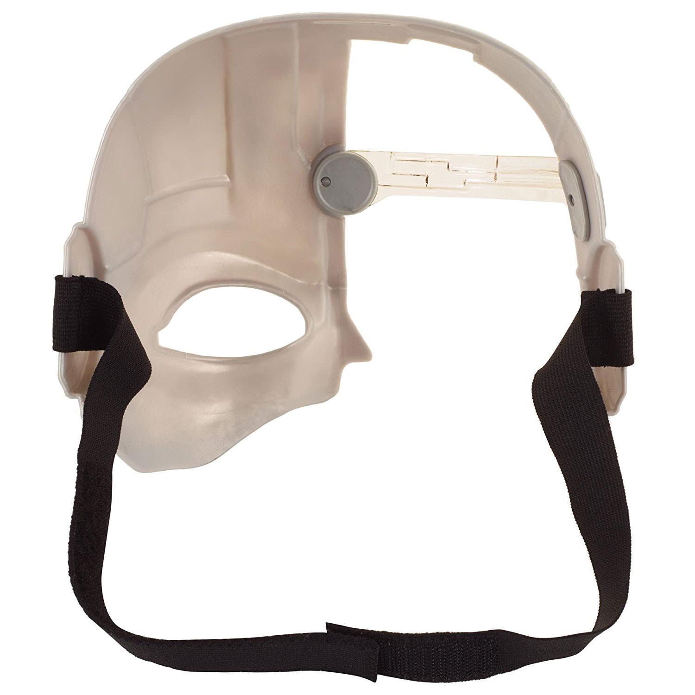 Justice League Cyborg Mask At Hobby Warehouse