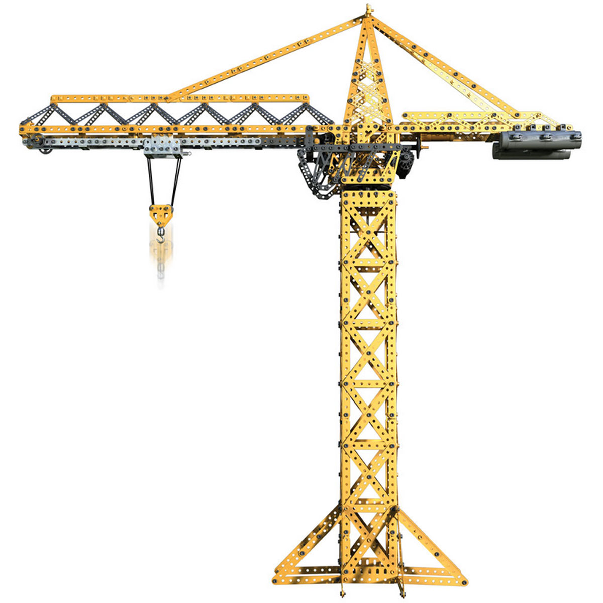 Meccano 15308 Tower Crane At Hobby Warehouse