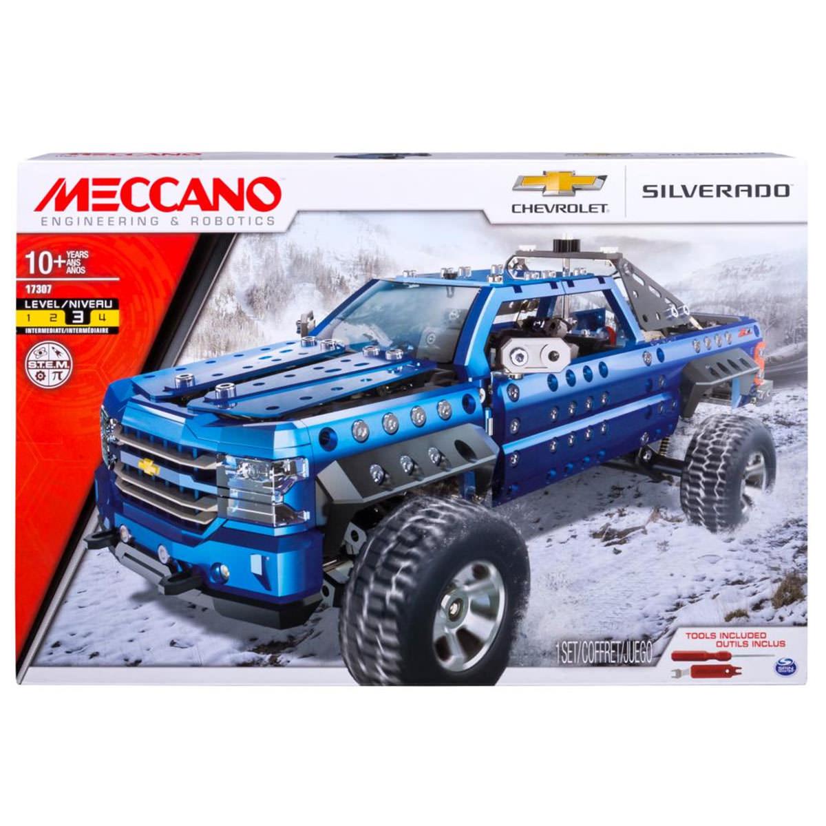 Meccano 17307 Chevrolet Silverado Pickup Truck