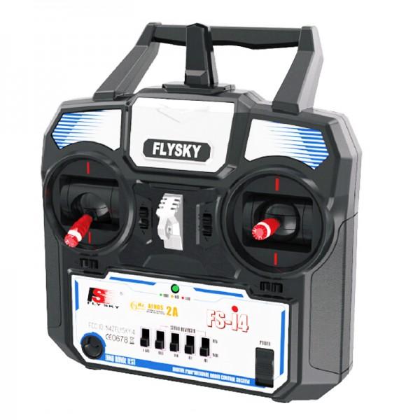 Flysky FS-i4 2 4Ghz 4 Channel Transmitter & Receiver