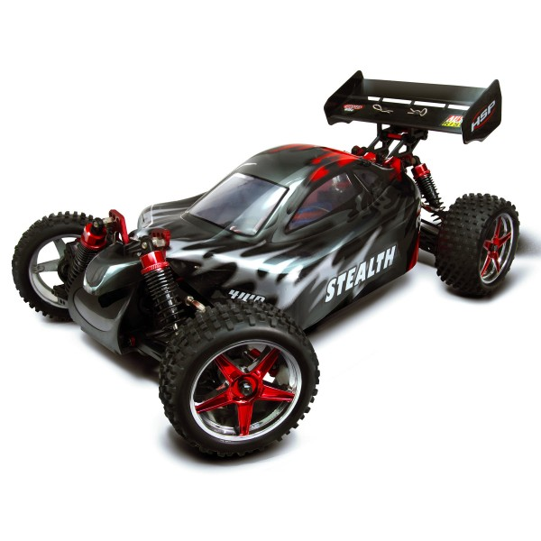 HSP 94107-88801 Stealth Edition 2 4Ghz Electric 4WD Off Road RTR 1/10 Scale  RC Buggy