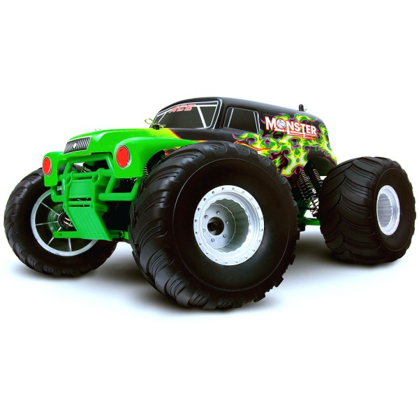 9169f593ebe HSP ACE Monster Truck Special Edition Green 2.4GHz Brushless 4WD Off Road  RTR RC Truck at Hobby Warehouse