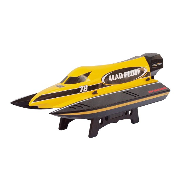 Joysway 8653 Mad Flow 2 4Ghz Brushless RC Racing Boat