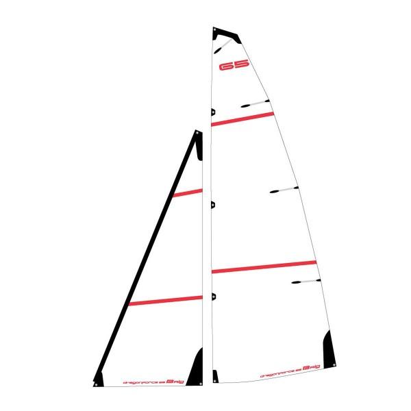 Joysway 881510 Dragon Force 65 V6 B Printed Mylar Sail Set