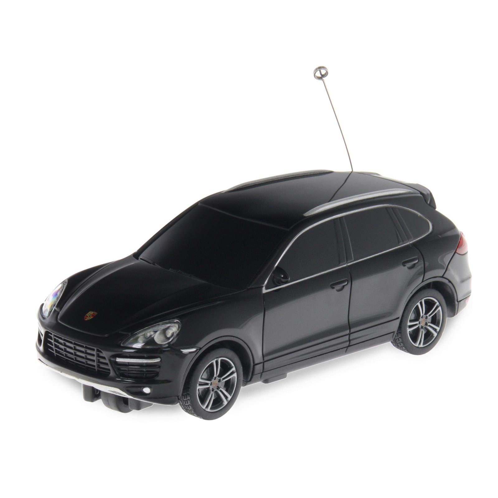 Black Porsche Cayenne