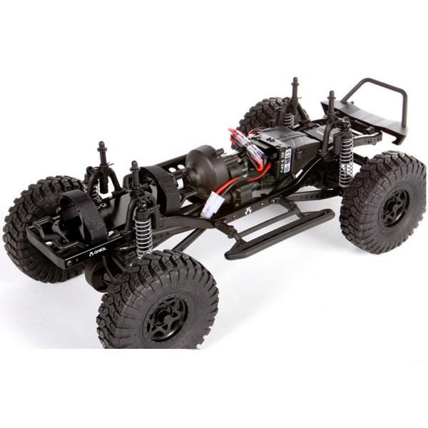 Axial 90044 SCX 10 Deadbolt Rock Crawler 4WD Off Road RTR 1/10 Scale ...