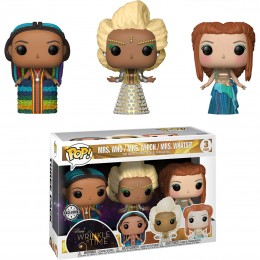 Funko A Wrinkle in Time - Mrs Who/Mrs Which/Mrs Whatsit Pop! Vinyl Figure 3-Pack