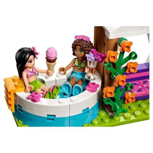 Lego 41313 Friends Heartlake Summer Pool At Hobby Warehouse