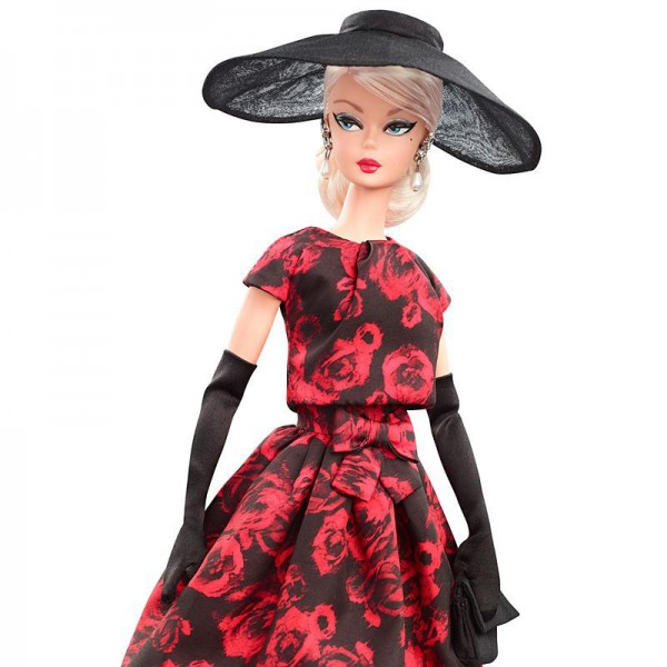 48efb5703 Barbie Signature Series - Barbie Elegant Rose Cocktail Dress Doll at Hobby  Warehouse