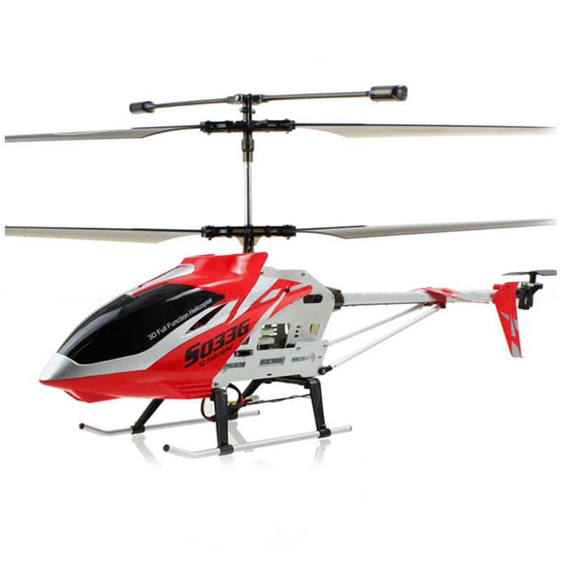 Syma s033g rc helicopter at hobby warehouse for Helicoptere syma