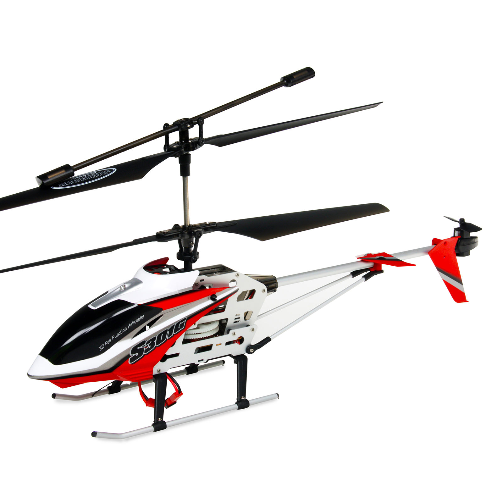 Syma s301g red rc helicopter at hobby warehouse for Helicoptere syma