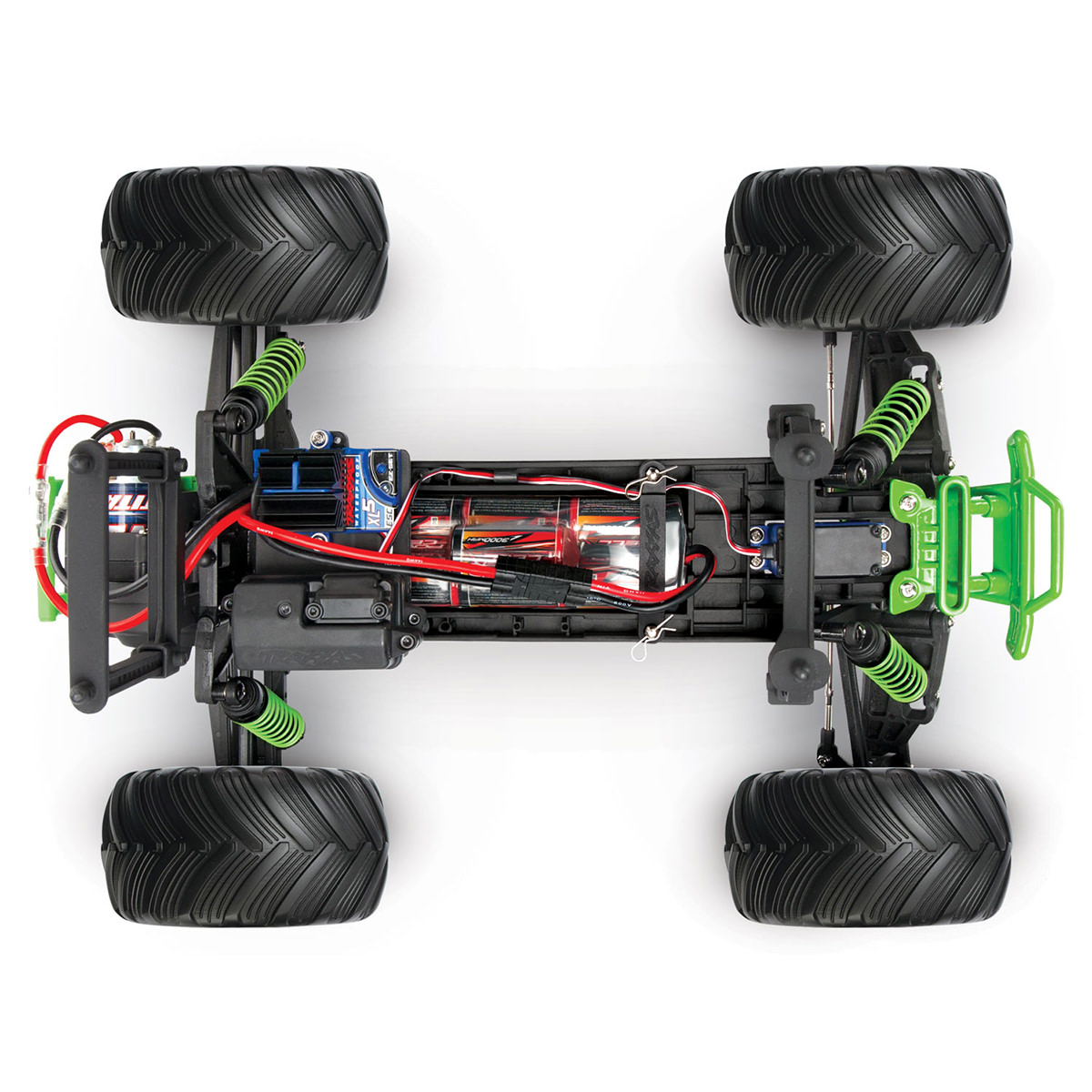 Traxxas 3604A Grave Digger RC Monster Truck at Hobby Warehouse