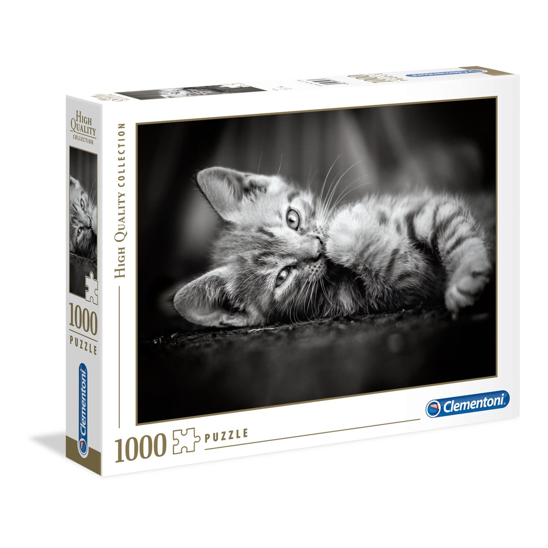 Puzzle-ფაზლი ფისო 1000 ნაწილიანი
