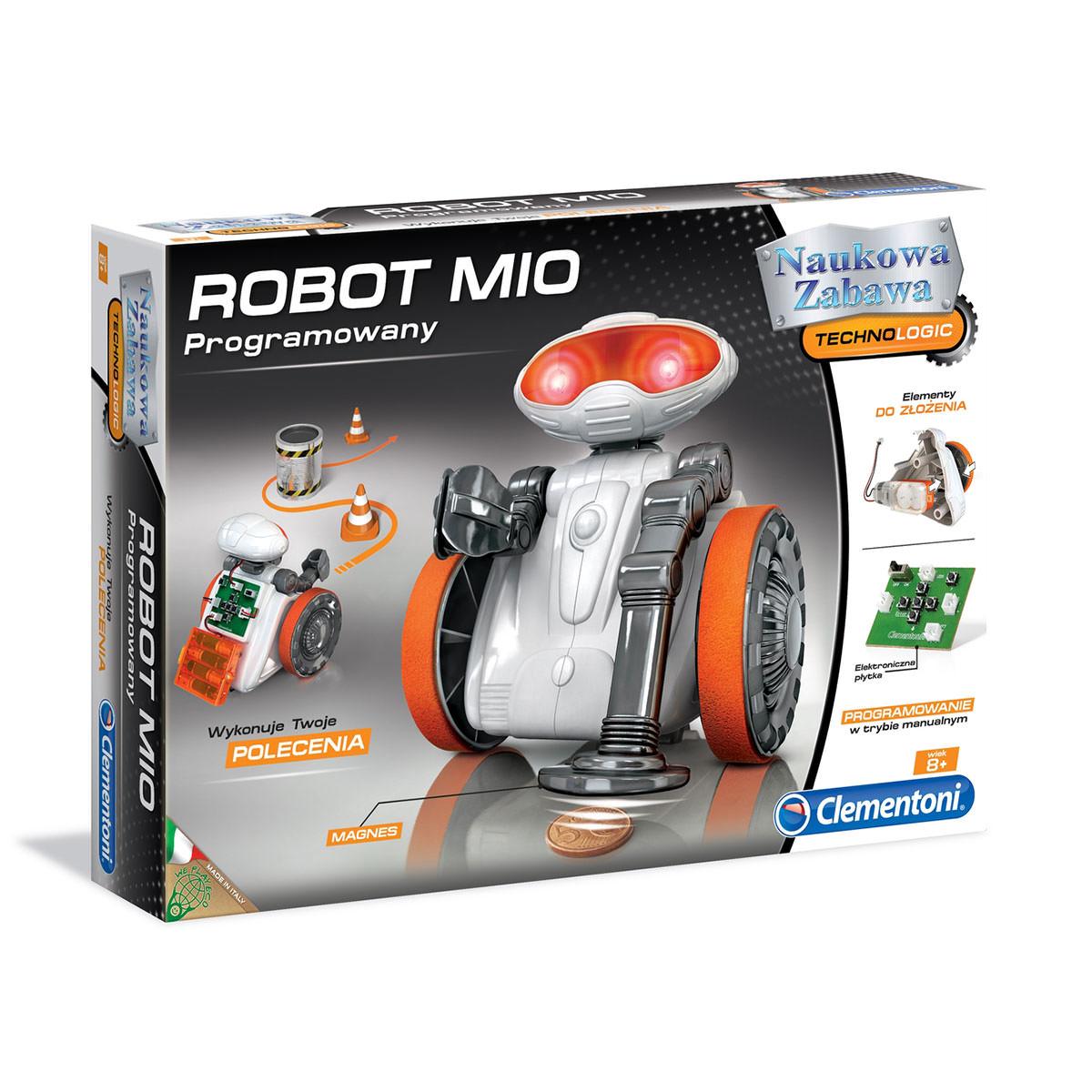 Clementoni MIO the Robot at Hobby Warehouse