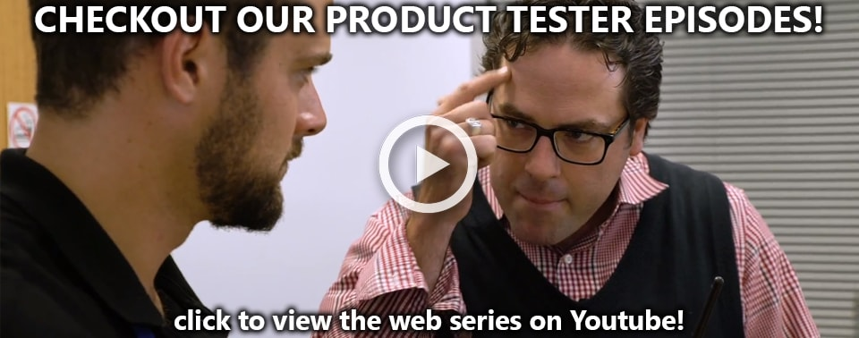 Introducing Timothy - Our New Product Tester (Watch all 10 Episodes!)