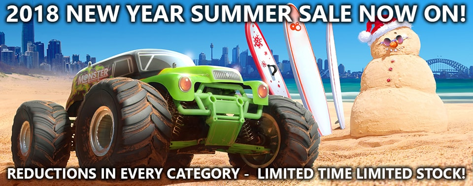 2018 New Year Summer Sale - NOW ON!