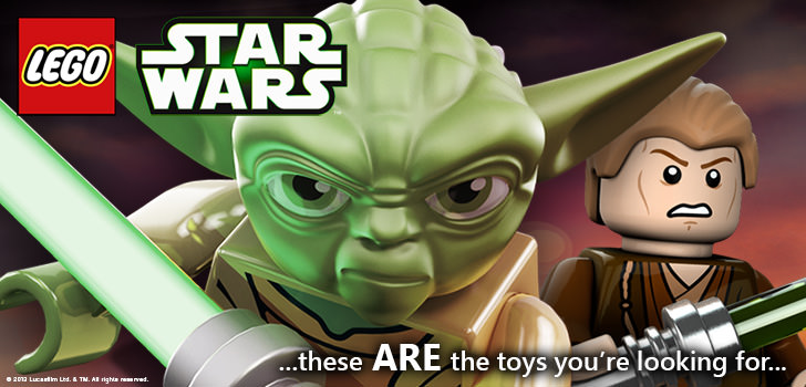 LEGO Stars Wars Online at Hobby Warehouse