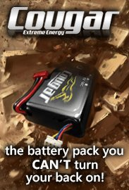 Never turn your back on a cougar battery!