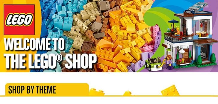 LEGO Australia Online at Hobby Warehouse